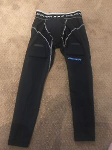 Bauer compression hockey pants