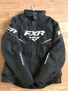 Women's FXR snowmobile jacket