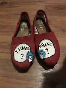Thing 1 and 2 toms
