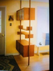Highly sought after REFF Teak wall unit!!!