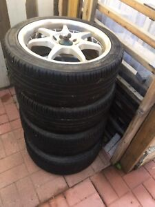 Rims for sale need tires