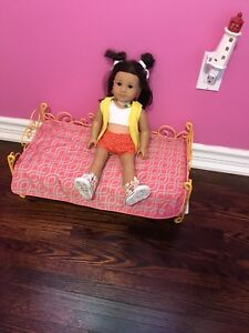 American Girl Style bed
