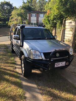 2006 Holden RA Rodeo  3L TD Everton Park Brisbane North West Preview