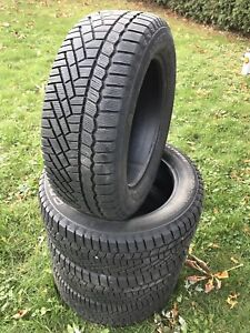 Continental extreme winter contact 235/55-17 winter tires