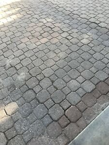 Wanted - keyhole style bricks / paving stones