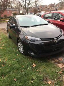 2018 Toyota Corolla PRICE REDUCED