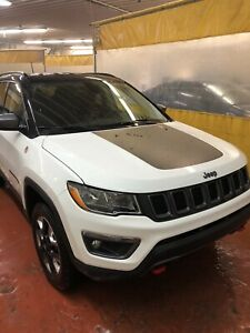 2018 Jeep Compass Trailhawk **Accident Free**