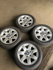 BMW RIMS fits 2005 and more. Bolt pattern 5x120