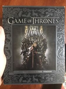 Game of Thrones S1&2 (Bluray+dvd)