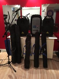 PA System with accessories
