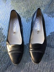 Pre loved Chanel flats