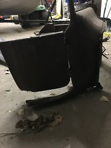Early model T cowl +doors. Other model T parts