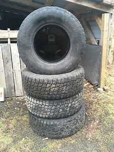 LT285/70R17 Nitto Terra Grapplers