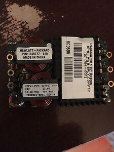 HP DC Power Supply Converter Module 348777-010