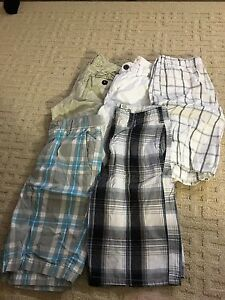 5 pairs of youth size 14/16 shorts