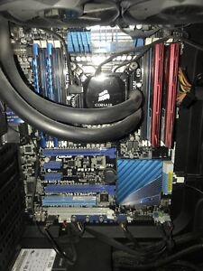 Gaming and Video Rendering PC
