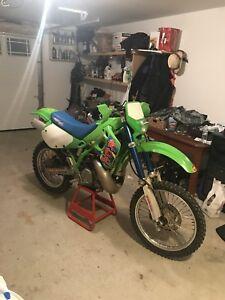 1994 KDX 250