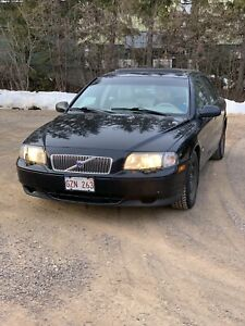 2002 Volvo S80 (engine problem)