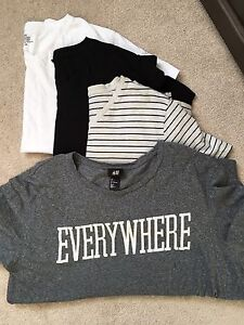 H&M OLD NAVY AND BOATHOUSE MENS CLOTHING LOT!