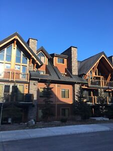 Gorgeous 1 + Den Condo in Canmore- FULLY FURNISHED