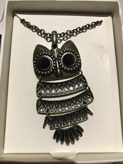 Lovisa Owl Necklace