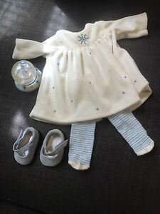 Bitty Baby American Girl Doll Winter Outfit