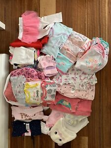 Girls baby clothes size 0000-1