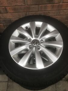 Tires and rims for Volkswagen