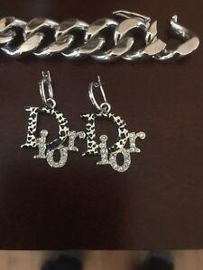 Jewelry assort doir bcbg ,bracelets earrings necklaces