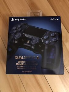 Manette ps4 500 million limited edition