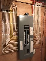 Looking for licensed electrician