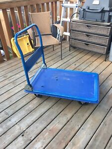 Moving trolley