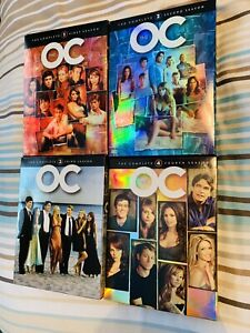 The OC Complete series on DVD