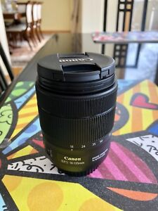 BEAUTIFUL Canon EF-S 18-135mm f/3.5-5.6 IS USM Lens