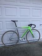 Cannondale Caad Track 54cm - Track bike Wakerley Brisbane South East Preview