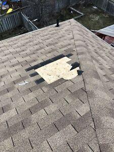 Brampton roof repair