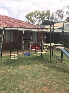Swing Set Toys Outdoor Gumtree Australia Tea Tree Gully Area
