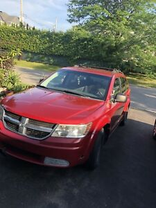 Dodge Journey 2009 (Pour Pieces)