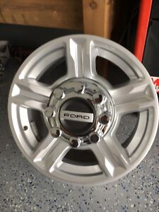 4 Brand new Ford F-250 rims