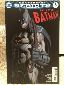 DC Comics All Star Batman Rebirth #1