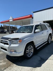 Toyota 4Runner Limited 2013