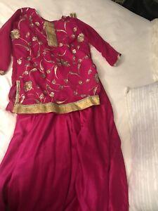 Pakistani kids outfit
