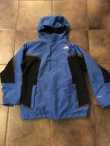 North Face 3 in 1 Jacket Size 14/16 Youth