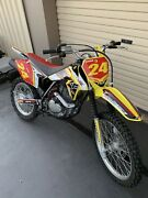 Suzuki DRZ 125L Golden Grove Tea Tree Gully Area Preview