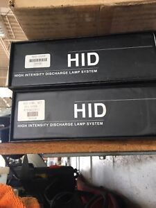 Hid kits 9005 and h11