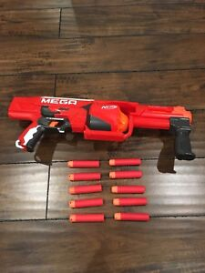 Nerf Gun Mega RotoFury-Like new