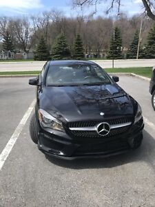 Mercedes CLA250 4MATIC 48000km