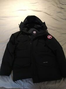 Canada Goose Men's Parka - Size Large Winter Jacket