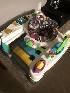 Little super star step n play piano fisher price