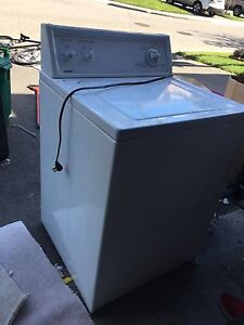 Washing machine Used for 5 months need gone ASAP